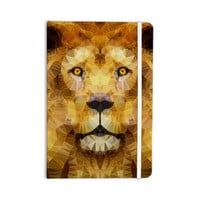 "Ancello ""Lion King"" Yellow Brown Everything Notebook"
