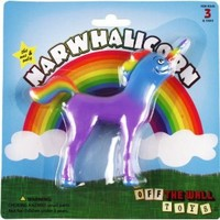 "Narwhalicorn ""Half Unicorn - Half Narwhal"" (Majestic and Bendable)"