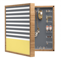 Hello Twiggs Elegant Stripes BlingBox Petite