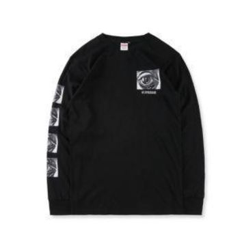 SUPREME X M.C. Escher long sleeve tee