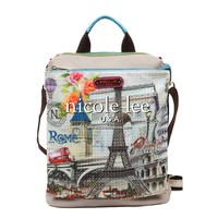 EUROPE PRINT MULTI-FUNCTION BAG - NEW ARRIVALS