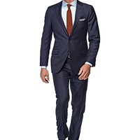 Traje Azul Rayas Sienna P3709i | Suitsupply Online Store