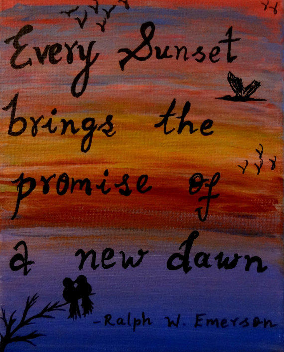 canvas painting colorful sunset love from preethiart canvas