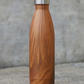 Swell Teakwood 17-Oz Water Bottle - Urban Outfitters