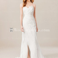Beach Destination Wedding Dress BC897