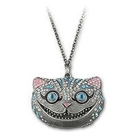 Swarovski Alice In Wonderland Cheshire Cat Pendant (1054415) At Gifts Of Crystal