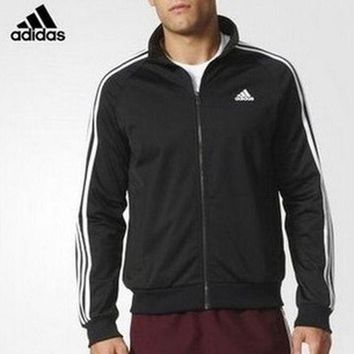 PEAPUF3 ADIDAS Men  Sports Cardigan Jacket Coat