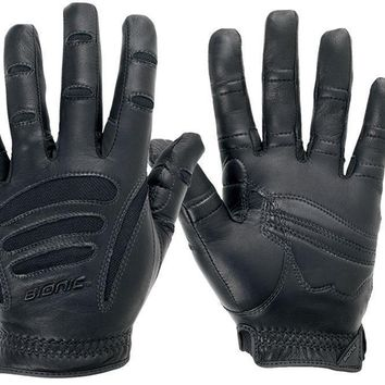 Bionic Driving Natural Fit Mens Black XL Touchscreen Gloves FREE SHIPPING!
