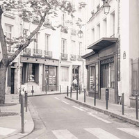 Paris Latin Quarter Fine Art Photography Print