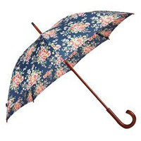 Cath Kidston | Cath Kidston Kensington-2 Umbrella at ASOS