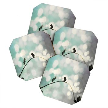 Shannon Clark Whimsical Coaster Set