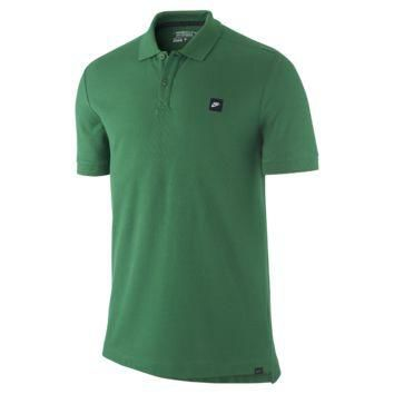 Nike Swing Moment Men's Golf Polo Shirt Size XL (Green)