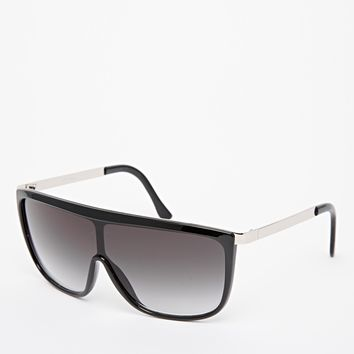 Jeepers Peepers Fire Aviator Sunglasses