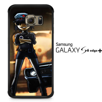 Gorillaz Stylo A0999 Samsung Galaxy S6 Edge Plus Case