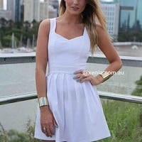 HEART CUT OUT DRESS , DRESSES, TOPS, BOTTOMS, JACKETS & JUMPERS, ACCESSORIES, $10 SPRING SALE, PRE ORDER, NEW ARRIVALS, PLAYSUIT, GIFT VOUCHER, $30 AND UNDER SALE,,White Australia, Queensland, Brisbane
