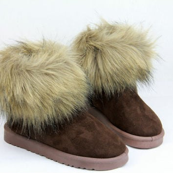 Hot Deal On Sale Winter Shoes Tassels Boots [9432932938]