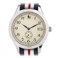 Men's Heritage Watch with Nato Strap - Smart Turnout