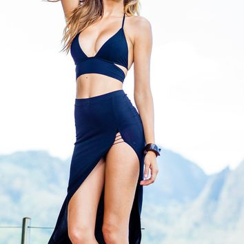 Sauvage Black Mon Cheri Resort Outfit