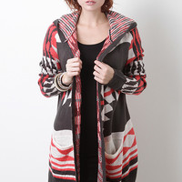 Cherokee Tree Cardigan