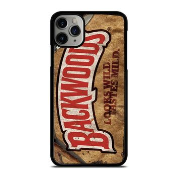 ONLY BACKWOODS CIGAR iPhone Case Cover