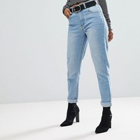 PrettyLittleThing Mom Jean at asos.com