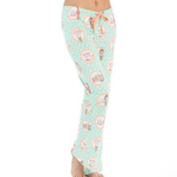 PJ Salvage TPLAP3 Playful Prints Pant
