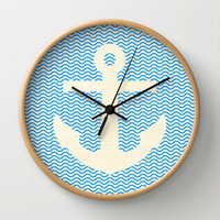 Ankr Wall Clock by Fimbis