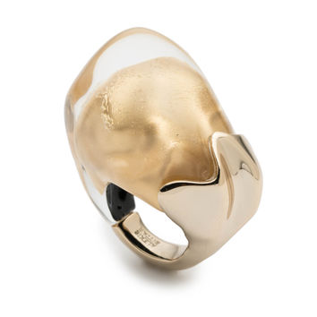 Liquid Silk Cocktail Ring | Alexis Bittar
