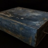 BoGaLeCo.com / Decorative objects / Reclaimed wood / Boxes / Sliding box vintage