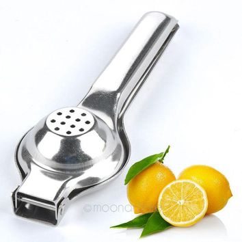 DCCKL72 Stainless Steel Manual Lemon Juicer Orange Squeezer Juice Extractor Fruit Juicer 2015 New Arrival
