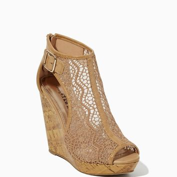 Fairy Chic Wedges   Shoes   charming charlie