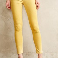 Citizens of Humanity Avedon Skinny Jeans Fade Citron