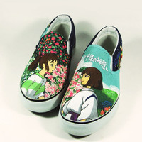 Made to Order , Spirited Away studio ghibli custom shoe