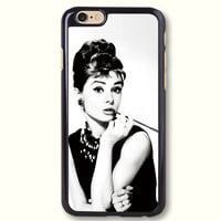 Audrey Hepburn Protective Phone Case For iPhone case & Samsung case, 50029