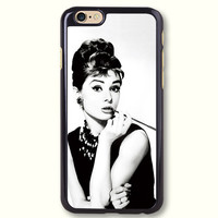 Audrey Hepburn Protective Phone Case For iPhone 7 7 Plus case, 70029
