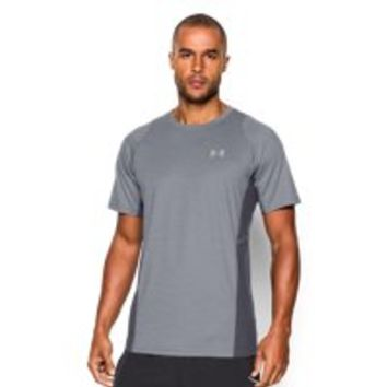 Under Armour Men's UA Charged Wool Run Short Sleeve
