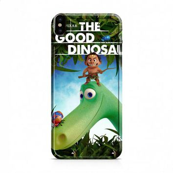 Disney The Good Dinosaur Cover PIXAR iPhone X case