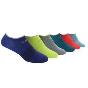 adidas Superlite No Show Socks (6 Pack) - Women's at City Sports