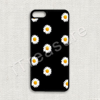 iPhone 5C Case, iPhone 5C Cover, iPhone 5C Skin, Hard iPhone Case, Sunflower Design