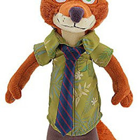 "Disney Zootopia Nick Wilde Exclusive 13"" Plush"