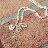 Go. Be. Love. Necklace
