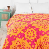 Paper Medallion Duvet Cover