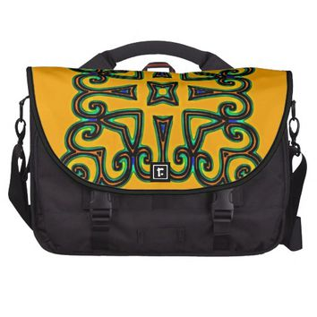 Decorative Commuter Bag