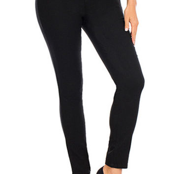 Women Jeans Pull-On Hyperstretch Skinny
