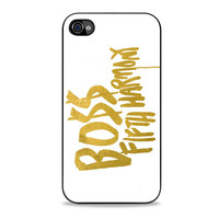 Fifth Harmony Boss Band Iphone 4S Cases