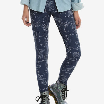 Her Universe Studio Ghibli Spirited Away Haku Leggings