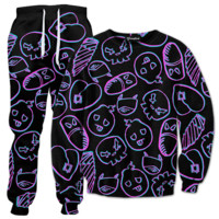 Trippy Friends Tracksuit