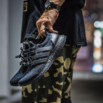 "Adidas Ultra Boost™ 3.0 ""Triple Black"" (Tmall ORIGINAL)"