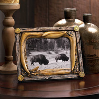 Fascinating Wild Country Photo Frame