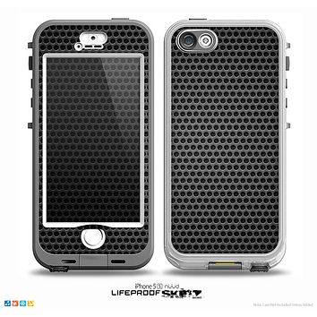 The Metal Grill Mesh Skin for the iPhone 5-5s NUUD LifeProof Case for the LifeProof Skin